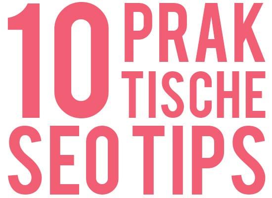 Hoger komen in google in 2016 10 praktische seo tips