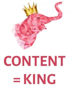 Hoger komen in google in 2016 … (10 tips) content is king