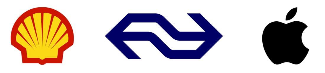 eenvoudige logo's