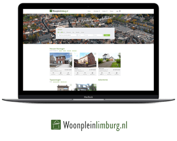 Grafisch ontwerp website